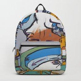 White Bread Backpack