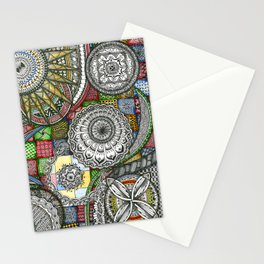 The Patterns Stationery Cards