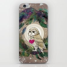 The Great Owl iPhone Skin
