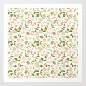 Colorful Lovely Pattern XIV by uniqued