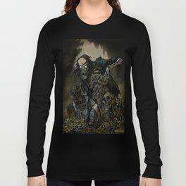BORN OF MUD Long Sleeve T-shirt
