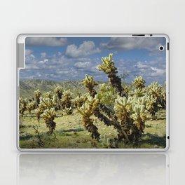 Cactus called teddy bear cholla No.0265 Laptop & iPad Skin
