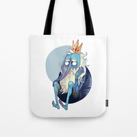 musa Tote Bags featuring sadking by musa