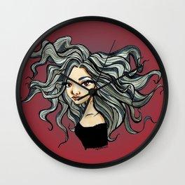 Vampyr Wall Clock