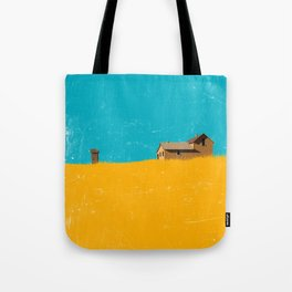 lost place-4 Tote Bag