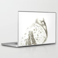 pigeon Laptop & iPad Skins featuring Pigeon by Goran Medjugorac
