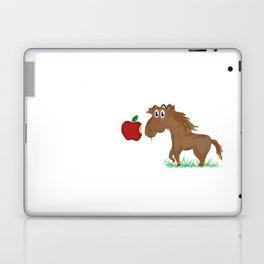 Horse Food Laptop & iPad Skin