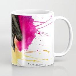 Bat Splat Coffee Mug