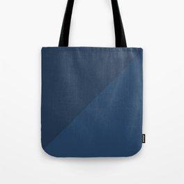 Blue Triangle V1 Tote Bag