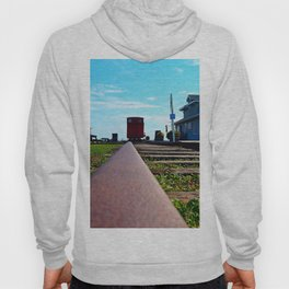 Down the Track and into the Station Hoody