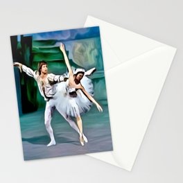 A Perfect Partnership Stationery Cards