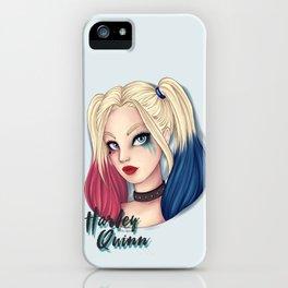 Suicide Blondie iPhone Case