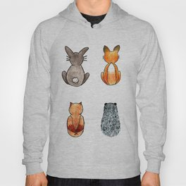 Animals Hoody