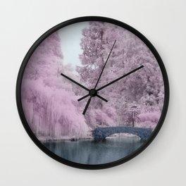 Infra Wall Clock