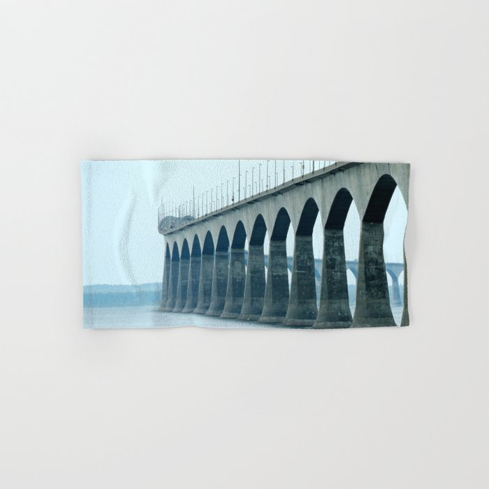 Confederation Bridge Prince Edward Island Hand & Bath Towel