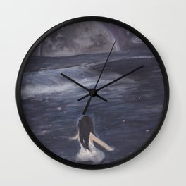 Abyss Serenity Wall Clock