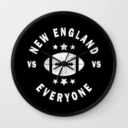 New England Wall Clock