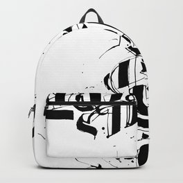 CALLIGRAPHY N°6 ZV Backpack
