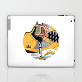 """Yoga girl Cool Noodle and """"Tokyo"""" Laptop & iPad Skin"""