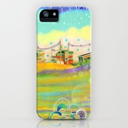 Hatteras View iPhone Case