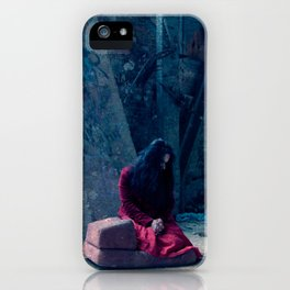 Where are you? iPhone Case