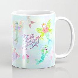 Fairy Merkittencorn Life Coffee Mug