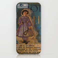 NO DARK SARCASM IN THE CLASSROOM Slim Case iPhone 6s