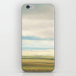 Farmland Prairies iPhone Skin