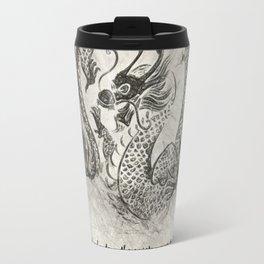 Dragon Quote Travel Mug