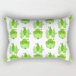 Party Plant Rectangular Pillow