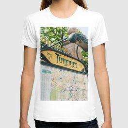 Tuileries Garden T-shirt