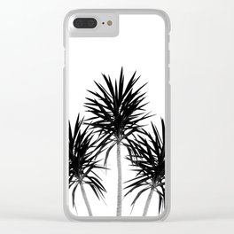 Palm Trees - Cali Summer Vibes #2 #decor #art #society6 Clear iPhone Case