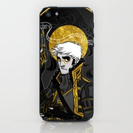 percy iPhone Skin