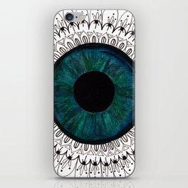 Eye of Cecile  iPhone Skin