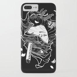 Geisha / Hannya iPhone Case