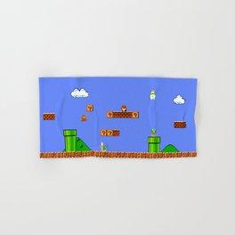 Mario Hand & Bath Towel