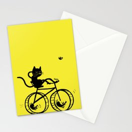 Slaved mouses Stationery Cards