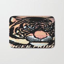 TIGER PRIDE Bath Mat