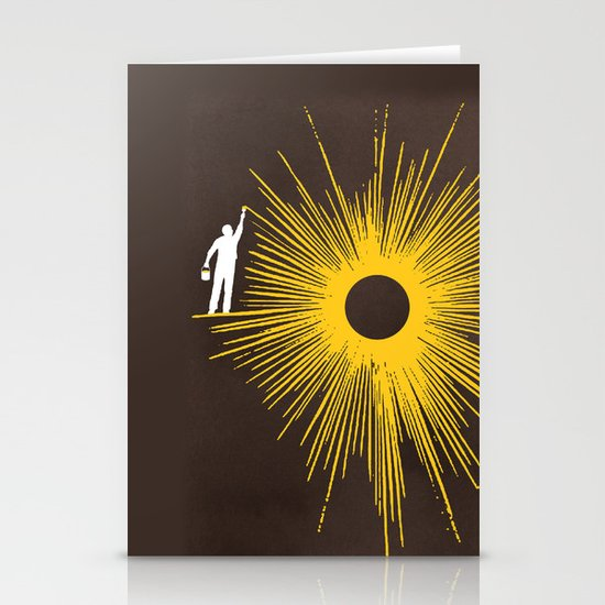 Beaming Stationery Cards