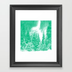 wald  Framed Art Print