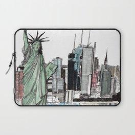 New York. Laptop Sleeve
