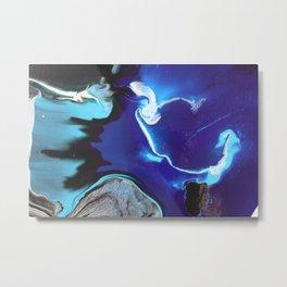Iceicle Metal Print