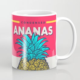 Condensed ananas Coffee Mug