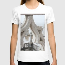 Belém Tower or the Tower of St Vincent T-shirt
