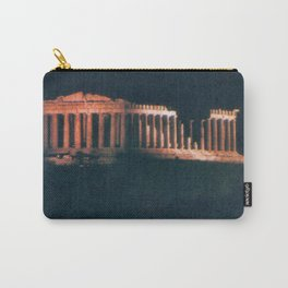 Parthenon at Night Carry-All Pouch