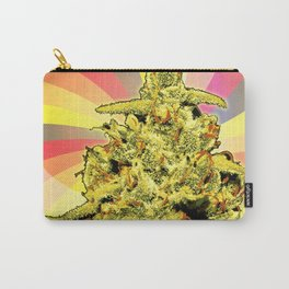 Floral Glory Carry-All Pouch
