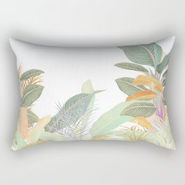 Native Jungle Rectangular Pillow
