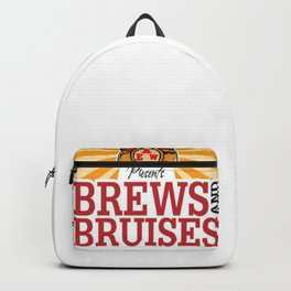 EAW's Brews and Bruises Backpack