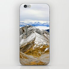 Swiss Alps iPhone & iPod Skin