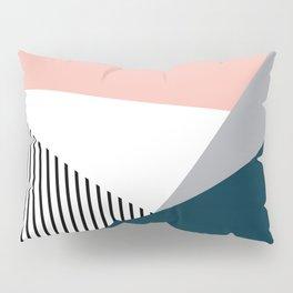 Colorful geometry 2 Pillow Sham